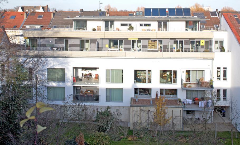 f56 bunkerwohnen urbanes leben architekten rainer mielke und claus freudenberg. Black Bedroom Furniture Sets. Home Design Ideas